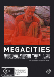 Megacities on DVD image
