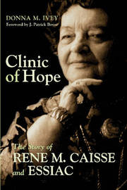 Clinic of Hope by Donna M Ivey image