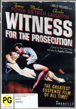 Witness for the Prosecution DVD