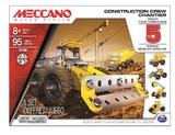 Meccano Construction Crew Chantier Set - 5 Models