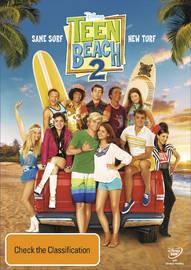 Teen Beach 2 on DVD