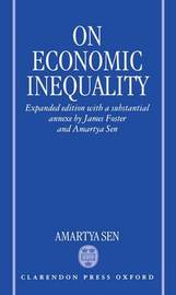 On Economic Inequality by Amartya Sen