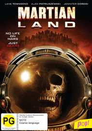 Martian Land on DVD