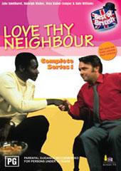 Love Thy Neighbour on DVD