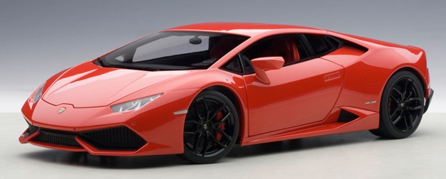 AUTOart: 1/18 Lamborghini Huracan Lp610-4 - Diecast Model