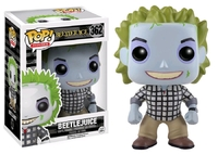 Beetlejuice - Beetlejuice (Plaid) Pop! Vinyl Figure