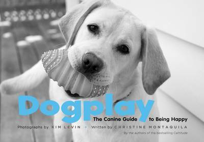 Dogplay: Canine Guide to Being Happy by Kim Levin image