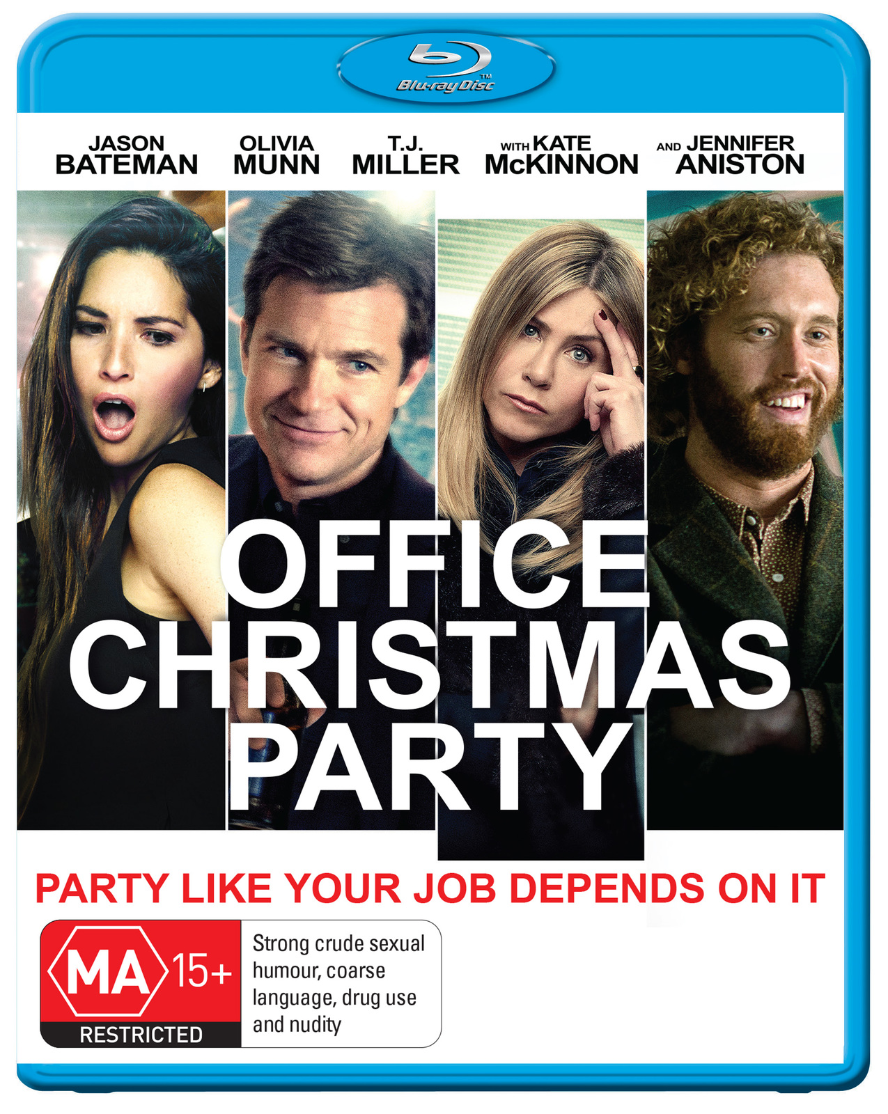 Office Christmas Party | Blu-ray | In-Stock - Buy Now | at Mighty ...