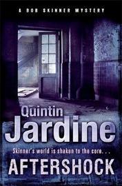 Aftershock (Bob Skinner series, Book 18) by Quintin Jardine