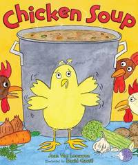 Chicken Soup by Jean Van Leeuwen image
