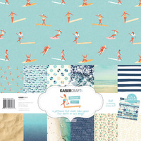 Kaisercraft: Summer Splash 12 x 12 Paper Pack with Bonus Sticker Sheet