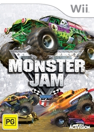 Monster Jam for Nintendo Wii image