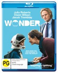 Wonder on Blu-ray image