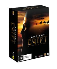 Ancient Egypt Collector's Edition on DVD