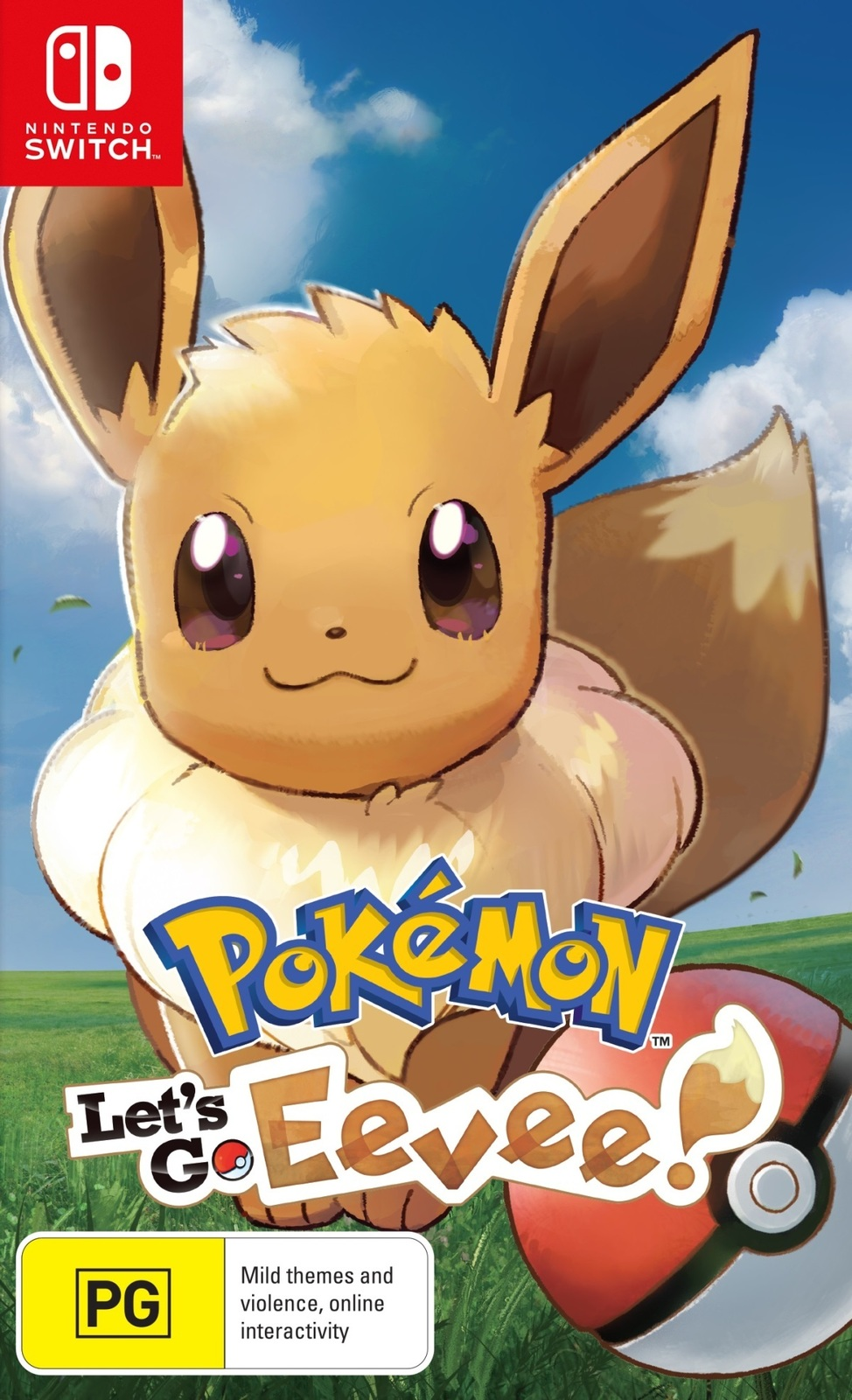 Pokemon Let's Go Eevee! for Switch image