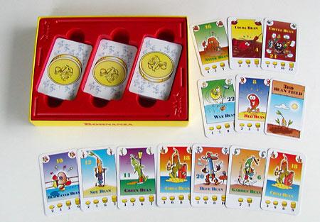 Bohnanza - card game image