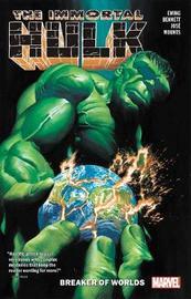 Immortal Hulk Vol. 5: Breaker Of Worlds by Al Ewing