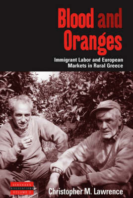Blood and Oranges by Christopher M. Lawrence image