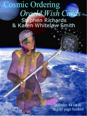 Cosmic Ordering: Oracle Wish Cards by Karen Whitelaw Smith image