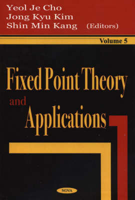 Fixed Point Theory and Applications: v. 5 image