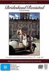 Brideshead Revisited - Collector's Edition (4 Disc Set) on DVD