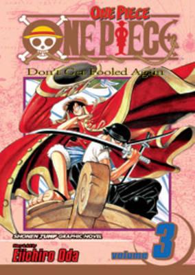 One Piece: Volume 3 by Eiichiro Oda
