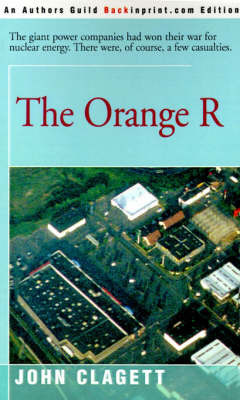 The Orange R by John Clagett