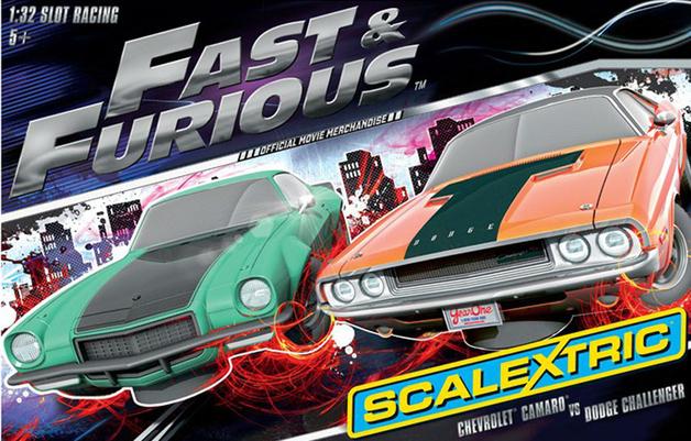 Fast slot cars / Blackjack lounge