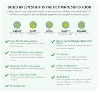 Good Green Stuff - 1Kg Jar