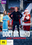 Doctor Who Last Christmas (2014 Special) DVD