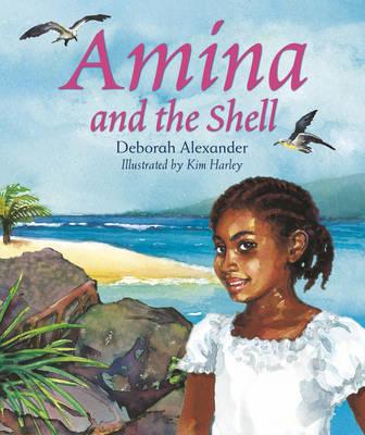 Amina and the Shell by Deborah Alexander image