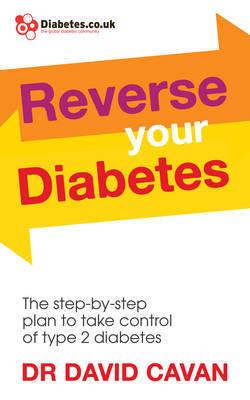 Reverse Your Diabetes by David Cavan