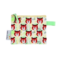 Hello Sunday Coin Purse - Tiger Jungle