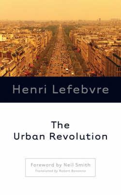 The Urban Revolution by Henri Lefebvre image
