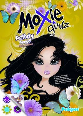 Moxie Girlz Spring Activity Annual image