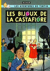 Les Bijoux de la Castafiore (The Adventures of Tintin #21 - French) by Herge image