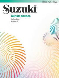 Suzuki Guitar School: Volume 2 by Seth Himmelhoch