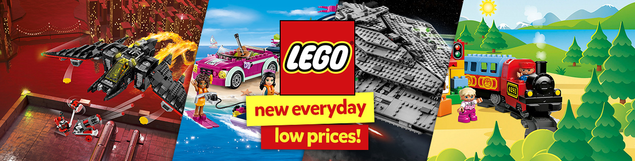 LEGO everyday low prices