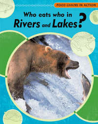 Who Eats Who in Rivers and Lakes by Andrew Campbell