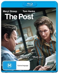 The Post on Blu-ray