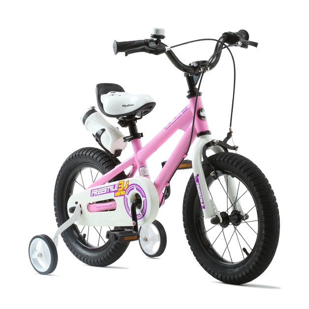 "RoyalBaby: BMX Freestyle - 12"" Bike (Pink)"