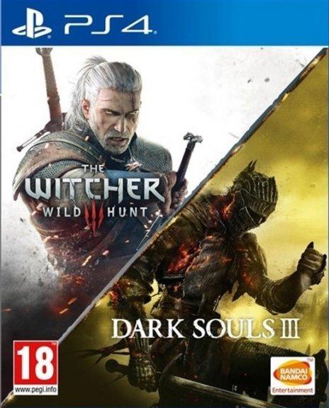 The Witcher III Wild Hunt + Dark Souls III Compilation for PS4