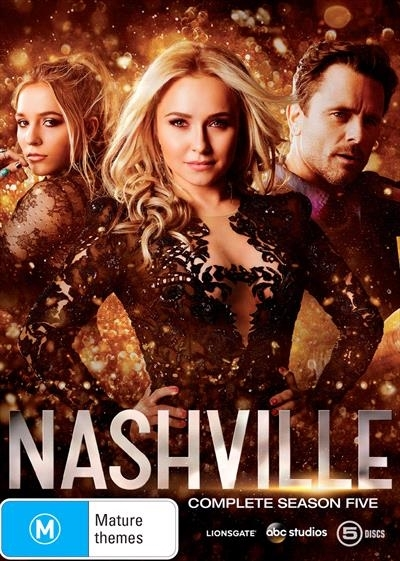 Nashville - The Complete Fifth Season on DVD