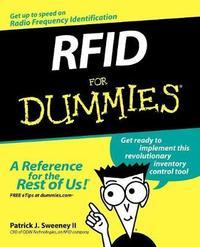 RFID For Dummies by Patrick J. Sweeney