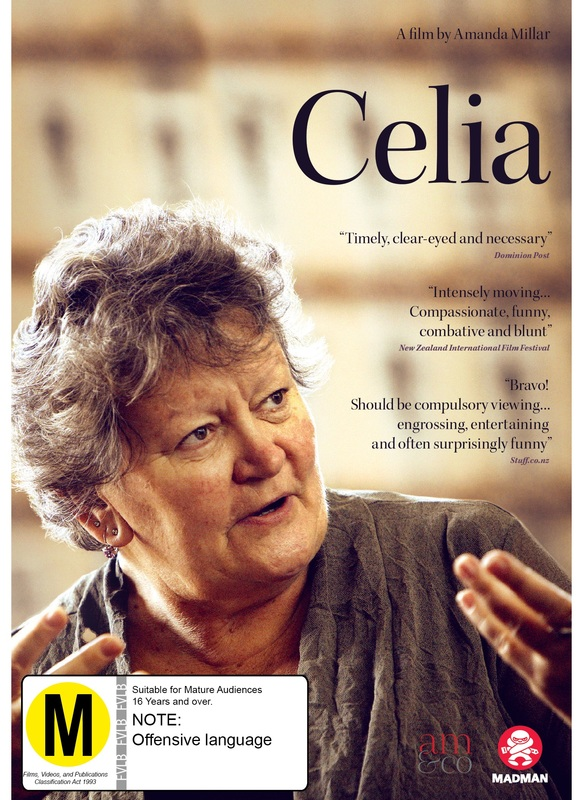 Celia on DVD