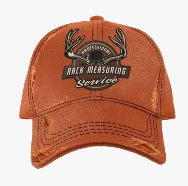 Buck Wear Cap Rack Measuring
