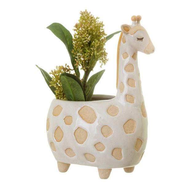 Sass & Belle: Gina Giraffe Planter