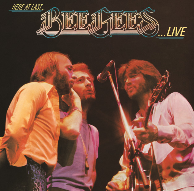 Here At Last... Bee Gees Live by The Bee Gees