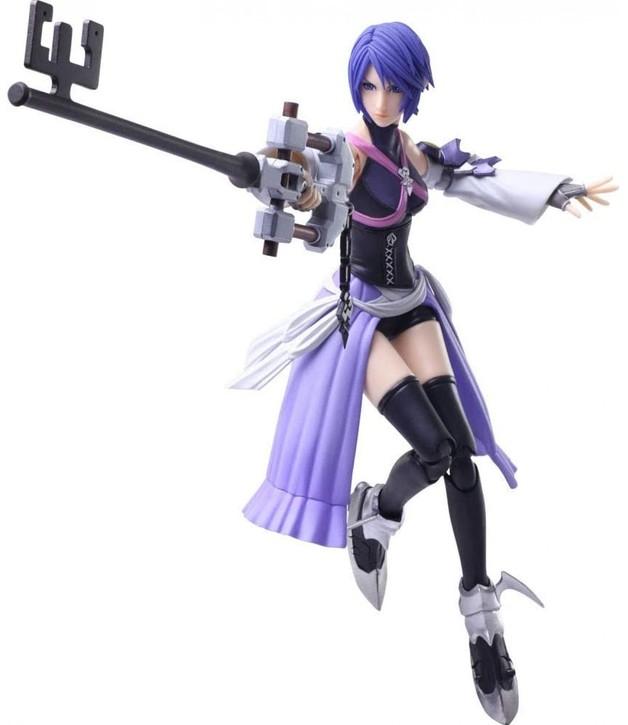 Kingdom Hearts: Aqua - Bring Arts Figure