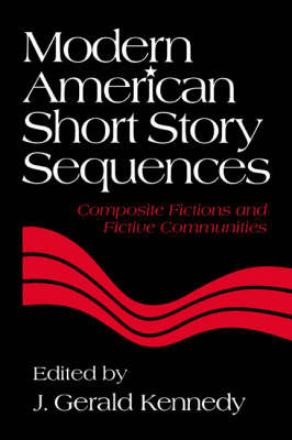 Modern American Short Story Sequences image